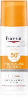 Eucerin Sun Photoaging Control CC Sonnencreme SPF 50+