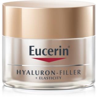 Eucerin Elasticity+Filler intensive nährende Nachtcreme für reife Haut
