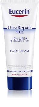 Eucerin UreaRepair PLUS creme de pés para pele muito seca
