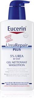 Eucerin Dry Skin Urea gel doccia per ripristinare la barriera cutanea
