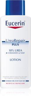 Eucerin UreaRepair PLUS тоалетно мляко за тяло за суха и раздразнена кожа