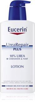 Eucerin UreaRepair PLUS testápoló tej a száraz és érzékeny bőrre