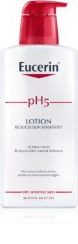 Eucerin pH5 Body lotion für empfindliche Oberhaut