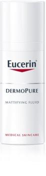 Eucerin DermoPure émulsion matifiante pour peaux à problèmes