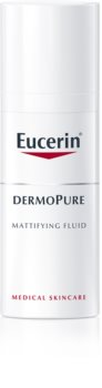 Eucerin DermoPure fluid matujący do skóry problemowej