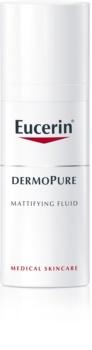 Eucerin DermoPure матуюча емульсія для проблемної шкіри