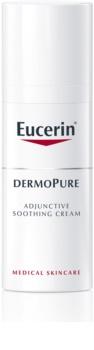 Eucerin DermoPure kojący krem do dermatologicznego leczenia trądziku