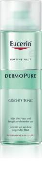 Eucerin DermoPure очищуюча вода для проблемної шкіри