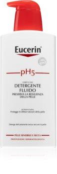 Eucerin pH5 gyengéd tisztítófolyadék száraz és érzékeny bőrre