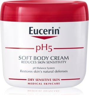 Eucerin pH5 testápoló krém száraz és érzékeny bőrre