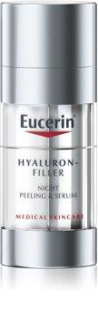 Eucerin Hyaluron-Filler нощен възстановяващ и попълващ серум
