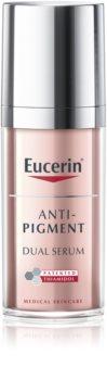 Eucerin Anti-Pigment ορός προσώπου για λάμψη για την αντιμετώπιση των καφέ κηλίδων