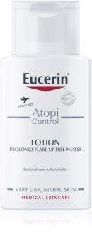 Eucerin AtopiControl latte corpo per pelli secche con prurito