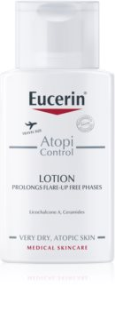 Eucerin AtopiControl leche corporal para pieles secas y con picor