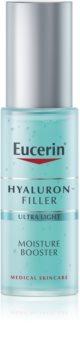 Eucerin Hyaluron-Filler Moisture Booster ser cu textura fina pentru o hidratare intensa