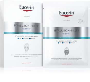 Eucerin Hyaluron-Filler intensive Hyaluronsäure-Gesichtsmaske