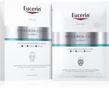 Eucerin Hyaluron-Filler masque hyaluronique intense
