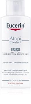 Eucerin AtopiControl Emulsión hidratante ligera para pieles irritadas con picor