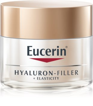 Eucerin Hyaluron-Filler + Elasticity дневен крем против бръчки SPF 30