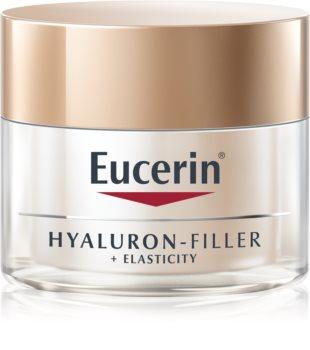 Eucerin Hyaluron-Filler + Elasticity przeciwzmarszczkowy krem na dzień SPF 30