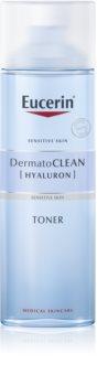 Eucerin DermatoClean acqua detergente per tutti i tipi di pelle, anche quelle sensibili