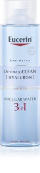 Eucerin DermatoClean tisztító micellás víz 3 az 1-ben