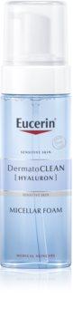 Eucerin DermatoClean lotiune micelara de curatare pentru toate tipurile de ten, inclusiv piele sensibila