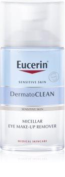Eucerin DermatoClean demachiant pentru ochi in doua faze demachiant pentru ochi in doua faze