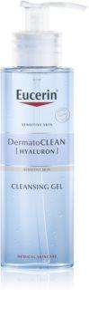 Eucerin DermatoClean čisticí pleťový gel s hydratačním účinkem