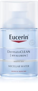 Eucerin DermatoClean agua micelar limpiadora 3 en 1
