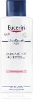Eucerin UreaRepair PLUS тоалетно мляко за тяло за суха кожа