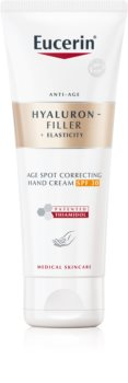 Eucerin Hyaluron-Filler + Elasticity Anti-Hyperpigmentation Hand Cream SPF 30