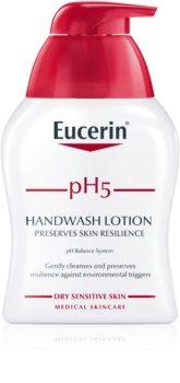 Eucerin pH5 tisztító emulzió kézre