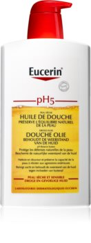 Eucerin pH5 душ масло за чувствителна кожа