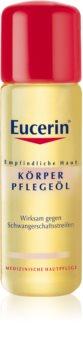 Eucerin pH5 Vartaloöljy Hoitaa Raskausarpia