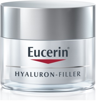 Eucerin Hyaluron-Filler Anti-Falten Tagescreme für trockene Haut