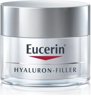 Eucerin Hyaluron-Filler crema giorno contro le rughe per pelli secche