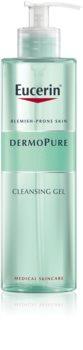Eucerin DermoPure gel de limpieza profunda para pieles problemáticas