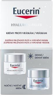 Eucerin Hyaluron-Filler подаръчен комплект I. (против бръчки) за жени