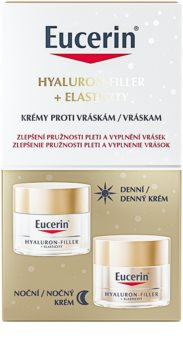Eucerin Hyaluron-Filler + Elasticity Gift Set II. (with Anti-Aging and Firming Effect) for Women