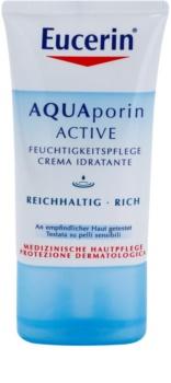 Eucerin Aquaporin Active crema hidratante para pieles secas