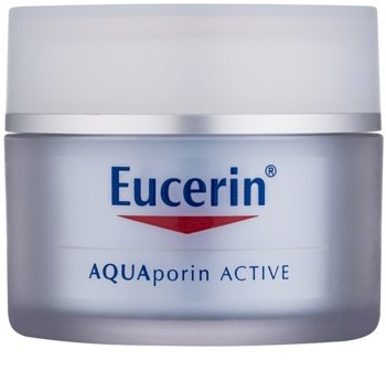 Eucerin Aquaporin Active intenzivna hidratantna krema za normalnu i mješovitu kožu lica