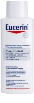 Eucerin AtopiControl upokojujúce telové mlieko pre suchú až atopickú pokožku