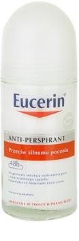 Eucerin Deo anti-transpirant anti-transpiration excessive
