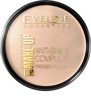 Eveline Cosmetics Art Make-Up leichtes,kompaktes und mineralisches Make-up zum pudern mit Matt-Effekt