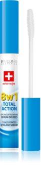 Eveline Cosmetics Total Action siero per ciglia 8 in 1