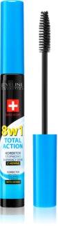 Eveline Cosmetics Total Action коректор за вежди с къна 8 в 1