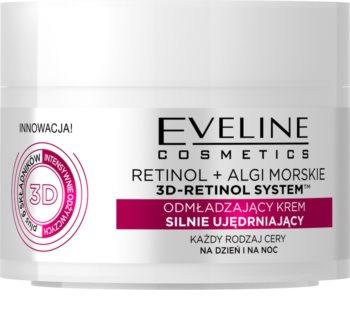 Eveline Cosmetics Retinol + Sea Algae Smoothing and Brightening Cream with Retinol
