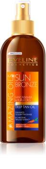 Eveline Cosmetics Sun Care huile intensificatrice de bronzage