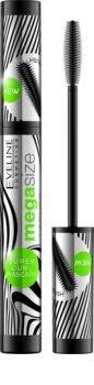 Eveline Cosmetics MegaSize Schwung und Länge Mascara